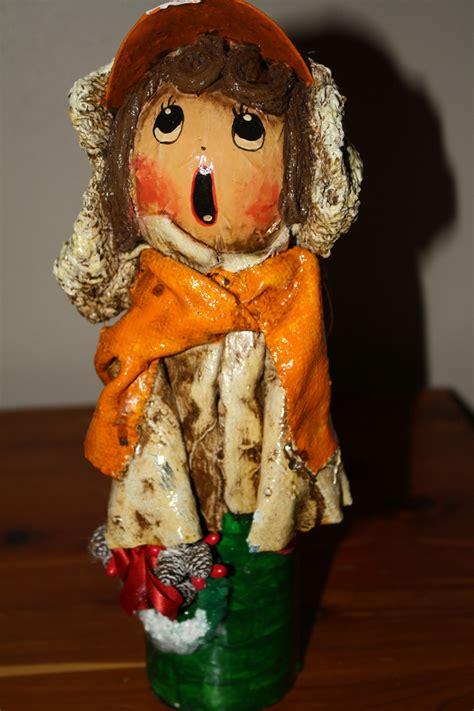 doll papier mache paper mache dolls collectors weekly