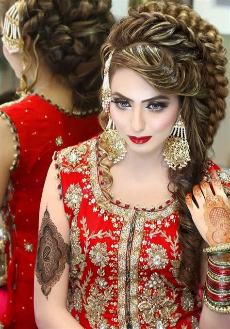 ideas of kashees makeup and hairstyle pictures for brides 2017 78 best ideas about pakistani makeup on pinterest indian