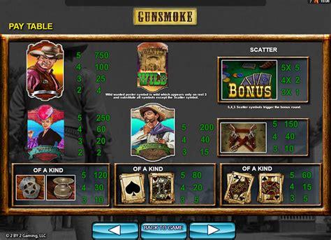 gunsmoke slot machine  play dbestcasinocom