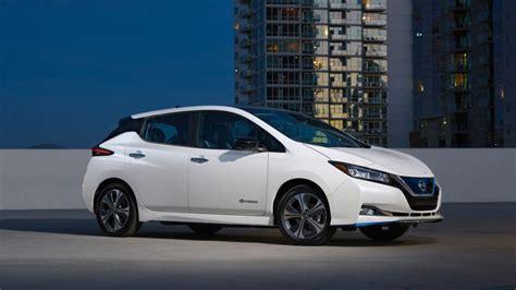 2019 Nissan Leaf Range by 2019 Nissan Leaf Plus Brings 226 Of E Range Slashgear