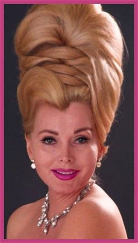 zsazss gabor hair style 129 best the higher the hair the closer to god