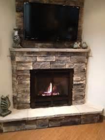 corner fireplace tv mount fireplace design and ideas