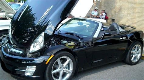 Ls2 Saturn Sky Youtube