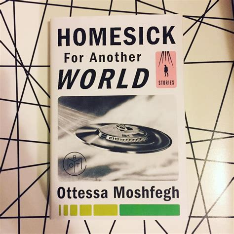 homesick for another world ottessa moshfegh infinite jess