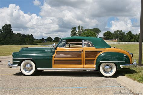1948 Chrysler Town And Country by 1946 1948 Chrysler Town Country Convertible Chrysler