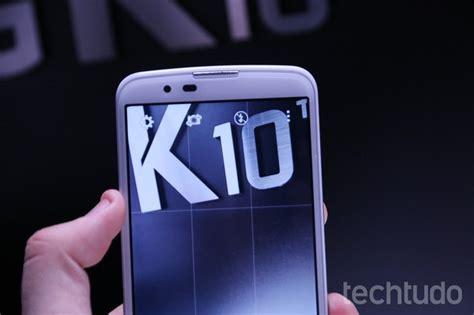 Lg K8 K10 Custom Foto lg k10 ou moto g turbo comparamos os celulares