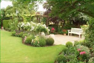 landscaping trees and shrubs for a well balanced garden