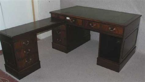 Corner Desk Antique Antiques Atlas Large Corner Desk