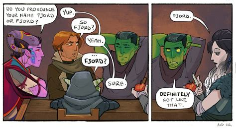 fjord x mollymauk panel 1 molly do you pronounce your name fjord or fjord
