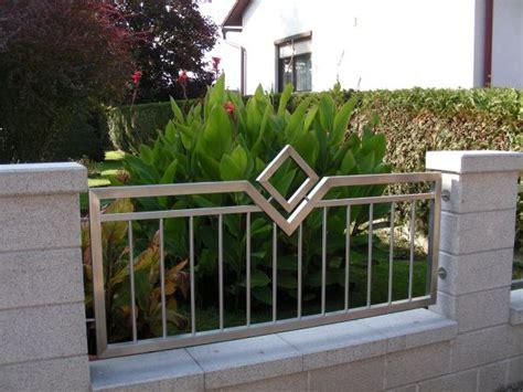 edelstahl zaun idee home design ideen - Preiswerte Gartenzäune