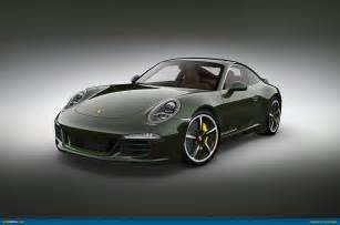 Picture Of Porsche Ausmotive 187 Limited Porsche 911 Club Coupe Revealed