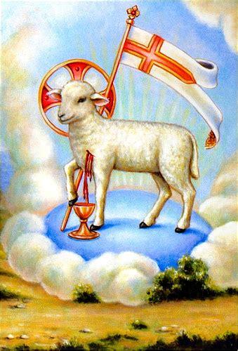 imagenes de jesus con un cordero matando la ignorancia agnus dei 171 cordero de dios 187