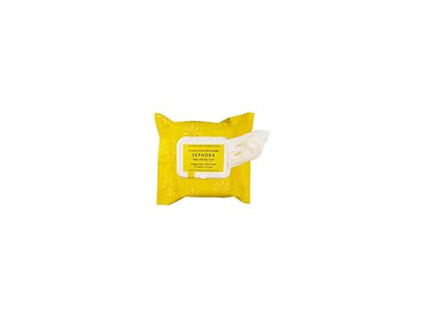 Sephora Cleansing Wipes 25 Wipes sephora collection cleansing wipes yuzu toning 25 wipes