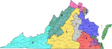 Virginia Senate District Map by Supreme Court Rejects Republican Challenge To Virginia S