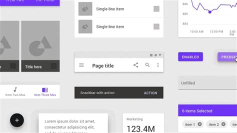 google design fast company exclusive material theming is google s ambitious new