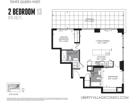 2 bedroom condo floor plans ten93 west pre construction condo liberty condo