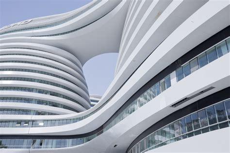 zaha hadid architecture galaxy soho zaha hadid architects updated the superslice