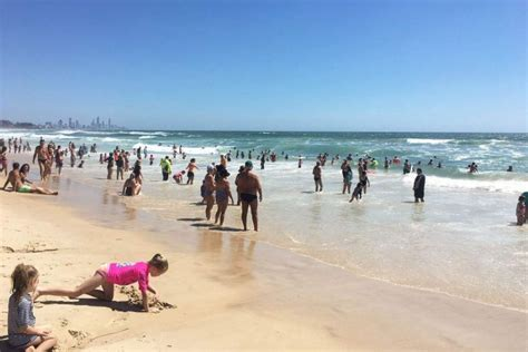 Records Queensland Queensland Weather South East Residents Swelter As Temperature Records Tumble Abc