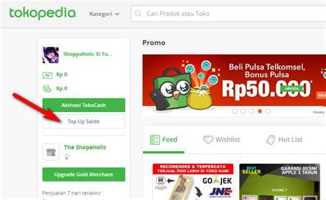 bca virtual account tokopedia cara isi saldo tokopedia lewat transfer di atm indomaret