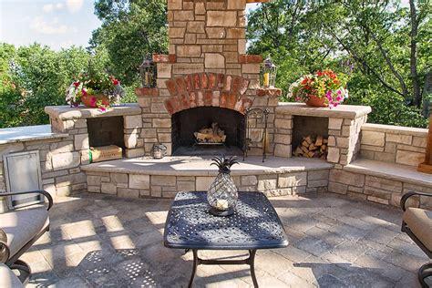 outdoor kitchens fireplaces washington missouri mo
