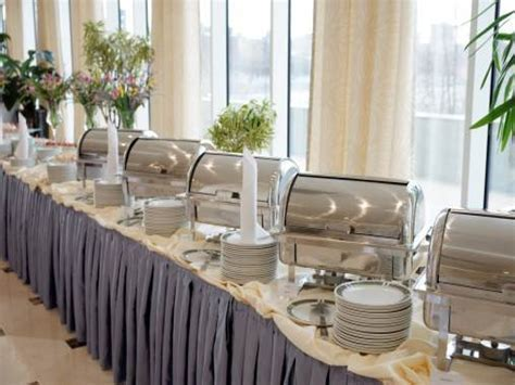 Outdoor table design ideas, buffet table decorating ideas