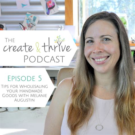 Divashop Podcast Episode 5 by C T Podcast Episode 5 Tips For Wholesaling Your Handmade