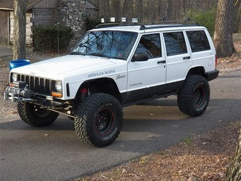 1998 jeep white 1998 jeep sport lifted 5 500 or best offer
