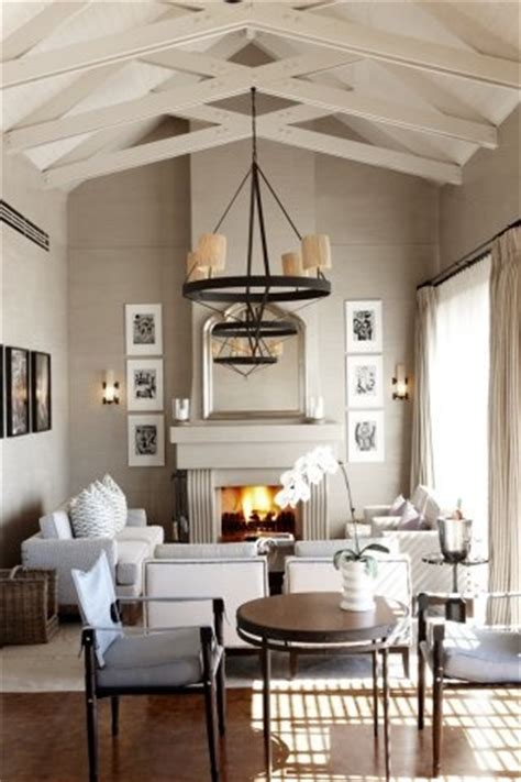 ceiling colours for living room neutral chic gorgeous living room rooms design chandelier