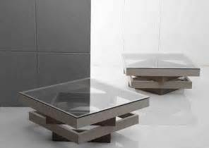 modern glass coffee tables luxurious and modern looks