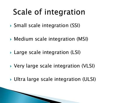 ultra large scale integrated circuit ultra large scale integrated circuits 28 images ppt cse 301 history of computing powerpoint