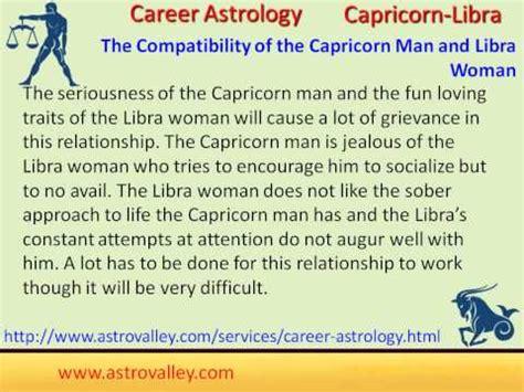 capricorn and libra love compatibility youtube