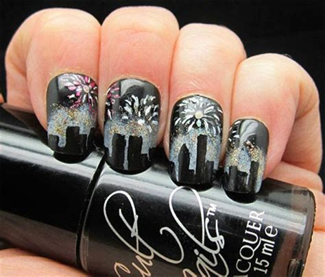 nail for new year 2015 new year best nail 2015http nails side