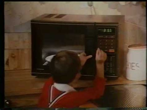 Microwave Toshiba toshiba 1983 quot easywaves quot microwave oven tv ad