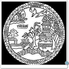 willow pattern worksheet dragon boat festival duan wu jie june 2 2014 coloring