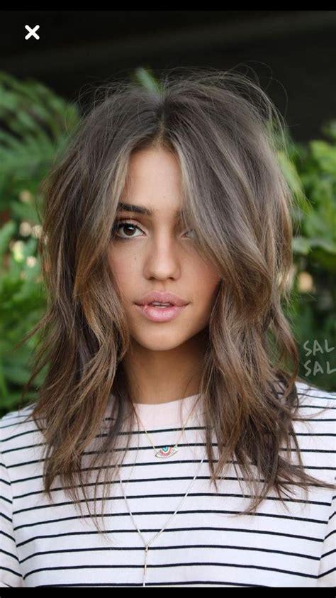 long lob 2 layers such a gorgeous haircut long hair wavy hairstyle lob