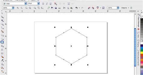 tutorial corel draw efek 3d efek kubus 3d pada corel draw blog fariz
