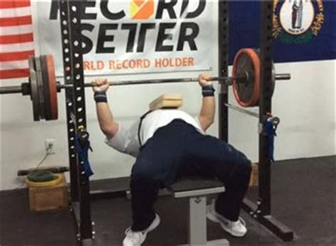 bench press world record by weight bench press world records
