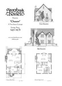 Storybook Cottage House Plans cottage houses tiny houses houseplans storybook homes house plans