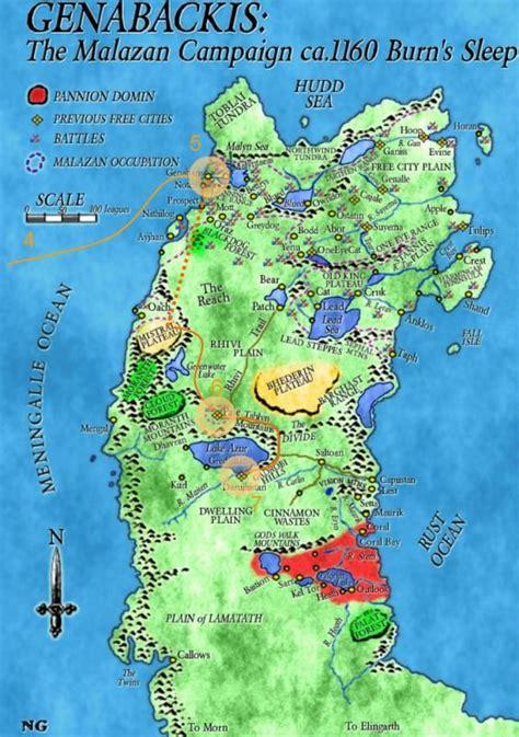 malazan map malazan book of the fallen 1 gardens of the moon