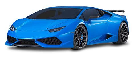 blue lamborghini png lamborghini huracan car png image pngpix