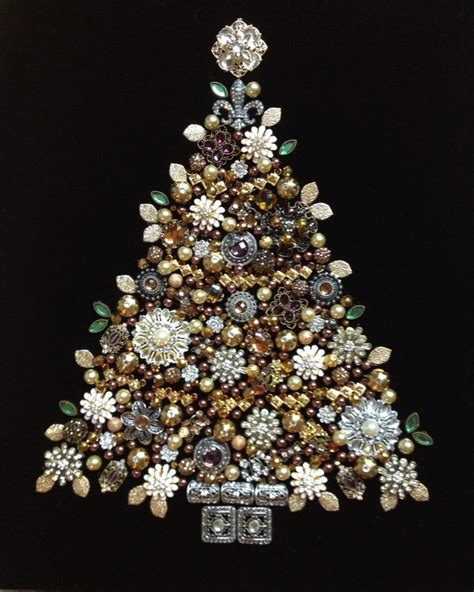 32 best images about christmas tree shadow box on pinterest