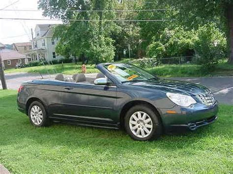 Chrysler Sebring 2008 Convertible by Find Used 2008 Chrysler Sebring Convertible In Huntington