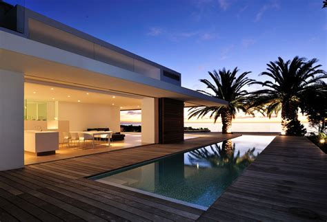 world of architecture modern beach house with minimalist cape town fragments