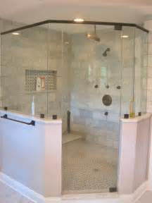 Metal Vanities For Bathrooms Master Bath Corner Shower Marble Subway Tile Oil Rubbed