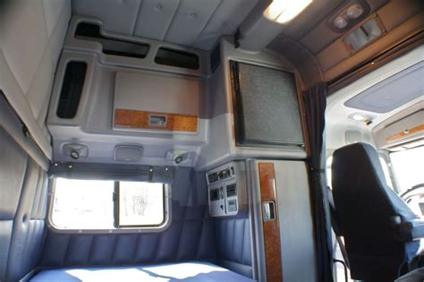 volvo semi truck sleeper volvo semi truck sleeper 60 inch interior google search