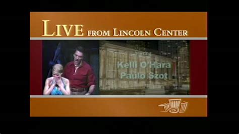 lincoln center south pacific live from lincoln center south pacific