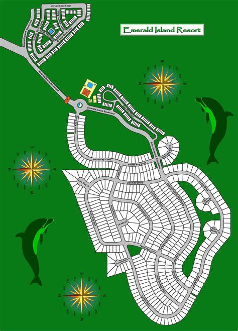 emerald resort map emerald island resort kissimmee orlando florida to