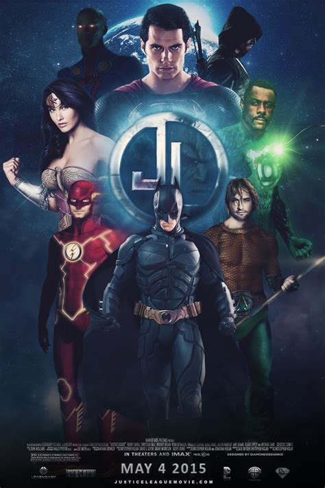 film justice league bahasa indonesia justice league fan made movie poster dc comics fan art