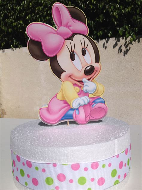Topper Cake Minnie Mouse etsy your place to buy and sell all things handmade vintage and supplies