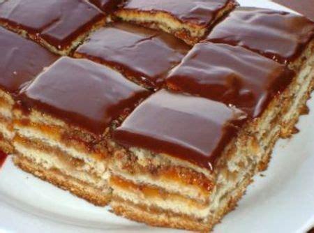 rumänische kuchen greta garbo kocke croatian serbian desserts